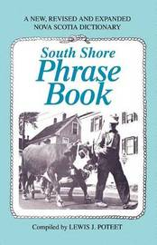 South Shore Phrase Book by Lewis J Poteet image