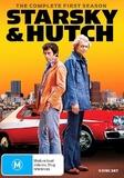 Starsky & Hutch (Season 1) on DVD