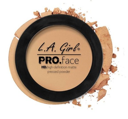 LA Girl HD Pro Face Powder - Soft Honey