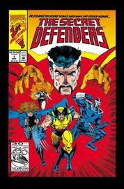 Doctor Strange And The Secret Defenders by Ron Marz