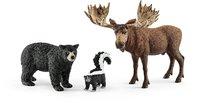 Schleich: North American Forest Dweller