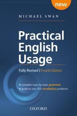 Practical English Usage, 4th edition: Paperback by Michael Swan image