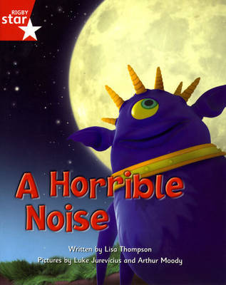 Fantastic Forest Red Level Fiction: A Horrible Noise by Lisa Thompson image