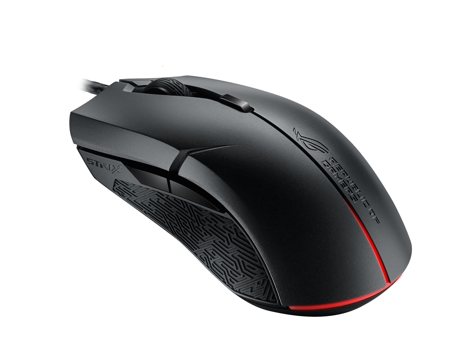 ASUS ROG Strix Evolve Wired Gaming Mouse for PC Games image