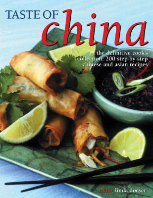 Taste of China by Linda Doeser image