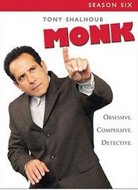 Monk - Season 6 on DVD image