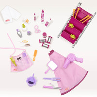 Our Generation: Home Accessory Set - Berry Nice Hair Salon