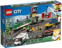 LEGO City - Cargo Train (60198)