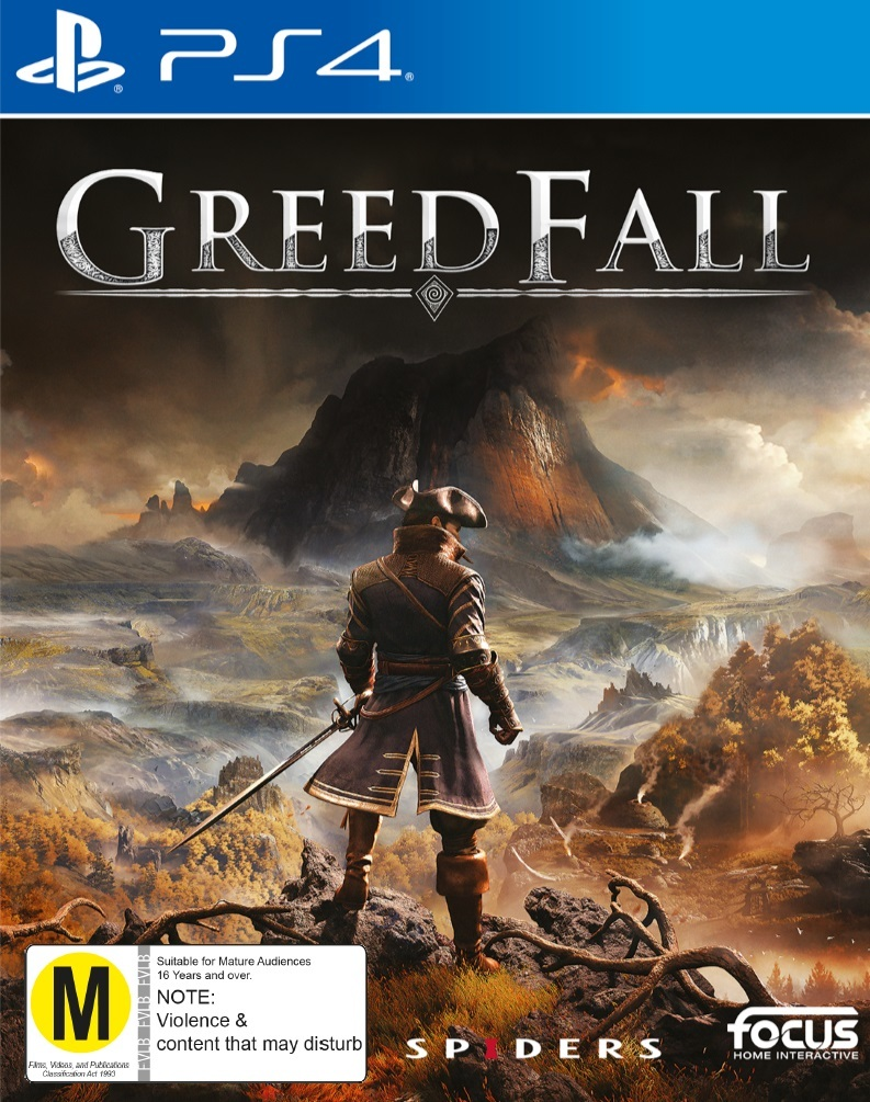 Greedfall for PS4 image