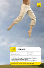 Teach Yourself Pilates by Matthew Aldrich image