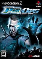 Psi-Ops: The Mindgate Conspiracy for PlayStation 2