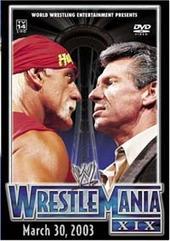 WWE - Wrestlemania XIX (2 Disc Set) on DVD