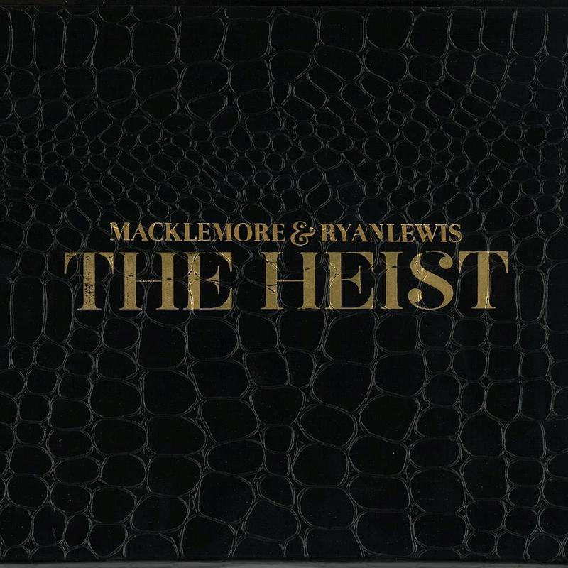 The Heist by Macklemore & Ryan Lewis image