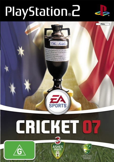 Cricket 07 for PlayStation 2