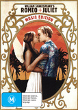 Romeo + Juliet (1996) - Music Edition DVD