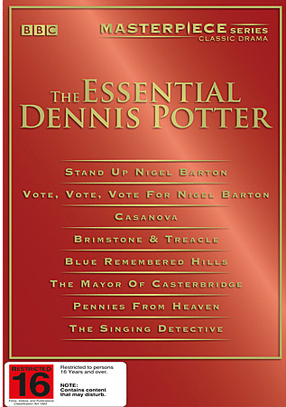 The Essential Dennis Potter Box Set (BBC Masterpiece) on DVD