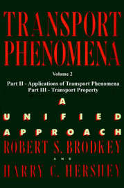 Transport Phenomena: v. 2 by Harry C. Hershey image