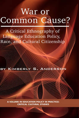 War or Common Cause? by Kimberly S. Anderson image