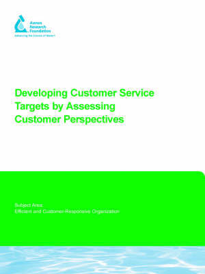 Developing Customer Service Targets by Assessing Customer Perspectives by Eric H. Rambo image