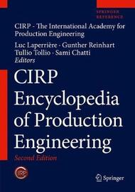 CIRP Encyclopedia of Production Engineering