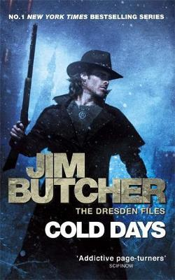 Cold Days (The Dresden Files #14) (UK Ed.) by Jim Butcher