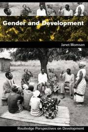 Gender and Development by Janet Momsen image