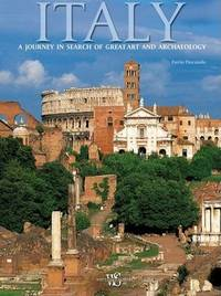 Ancient Italy: A Journey Through Art and History by Furio Durando image