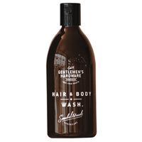 Gentlemen's Hardware Hair & Body Wash 400ml
