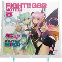 Dioramansion 150: Racing Miku 2017 (Rd.8 Motegi) - Optional Display Panel