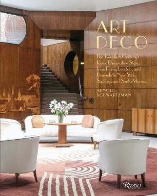 Art Deco Arnold Schwartzman Book In Stock Buy Now At Mighty Ape Nz
