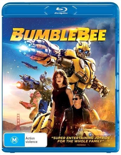 Bumblebee on Blu-ray