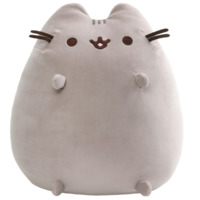 "Pusheen the Cat: Squisheen Sitting - 15"" Plush"