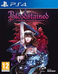 Bloodstained: Ritual of the Night for PS4
