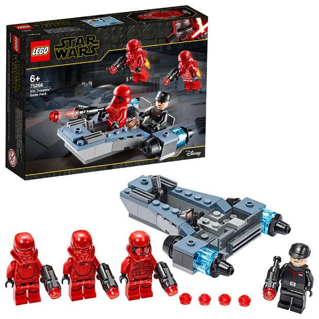 LEGO Star Wars: Sith Troopers - Battle Pack (75266)