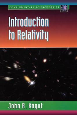 Introduction to Relativity by John B. Kogut image