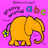 Groovy Animal ABC by Bang on the Door! image