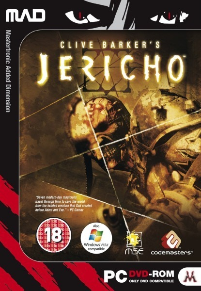 Clive Barker's Jericho for PC Games