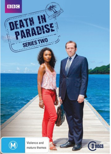 Death in Paradise - Series Two on DVD