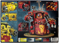 Warhammer 40,000 Ork Gorkanaut/Morkanaut image