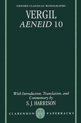 Virgil: Aeneid 10 by Virgil image