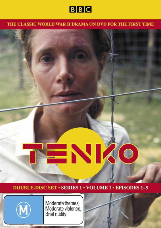 Tenko - Vol. 1 - Series 1: Episodes 1-5 (2 Disc Set) on DVD