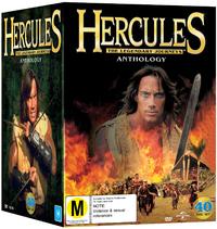 Hercules Anthology on DVD