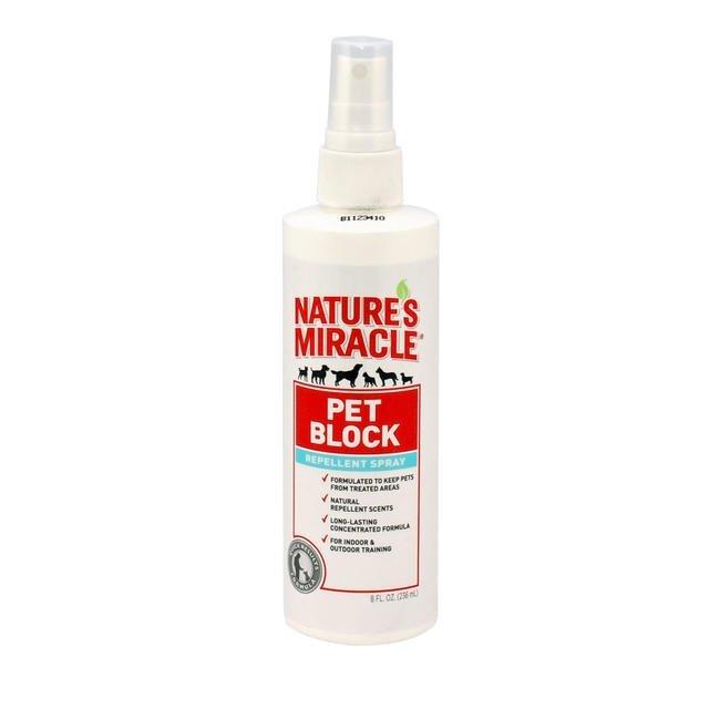 Nature's Miracle Pet Block Repellent Spray 236ml image