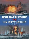 USN Battleship vs IJN Battleship by Mark Stille