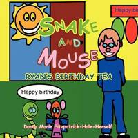 Snake and Mouse by Donna Marie Fitzpatrick-Hale-Herself