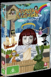 Angela Anaconda V-4: Cut to the Chase on DVD image