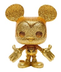 Disney: Mickey Mouse (Diamond Glitter Ver.) - Pop! Vinyl Figure