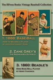 Base-Ball by Henry Chadwick image