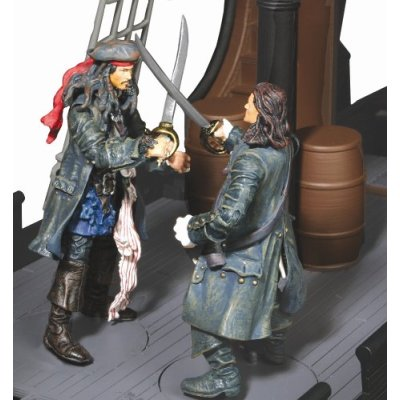 Pirates of the Caribbean - Black Pearl Playset image