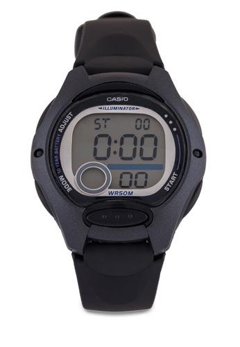 Casio Youth Series Watch Black - LW-200-1BVDF